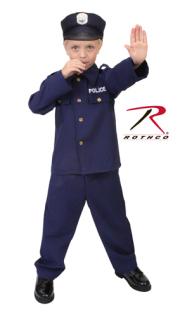 Rothco Kids Police Costume-