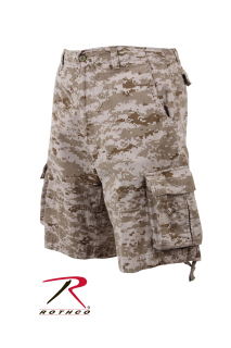 2762 Rothco Infantry Shorts - Desert Digital