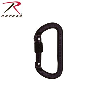 Rothco Locking D Carabiner-