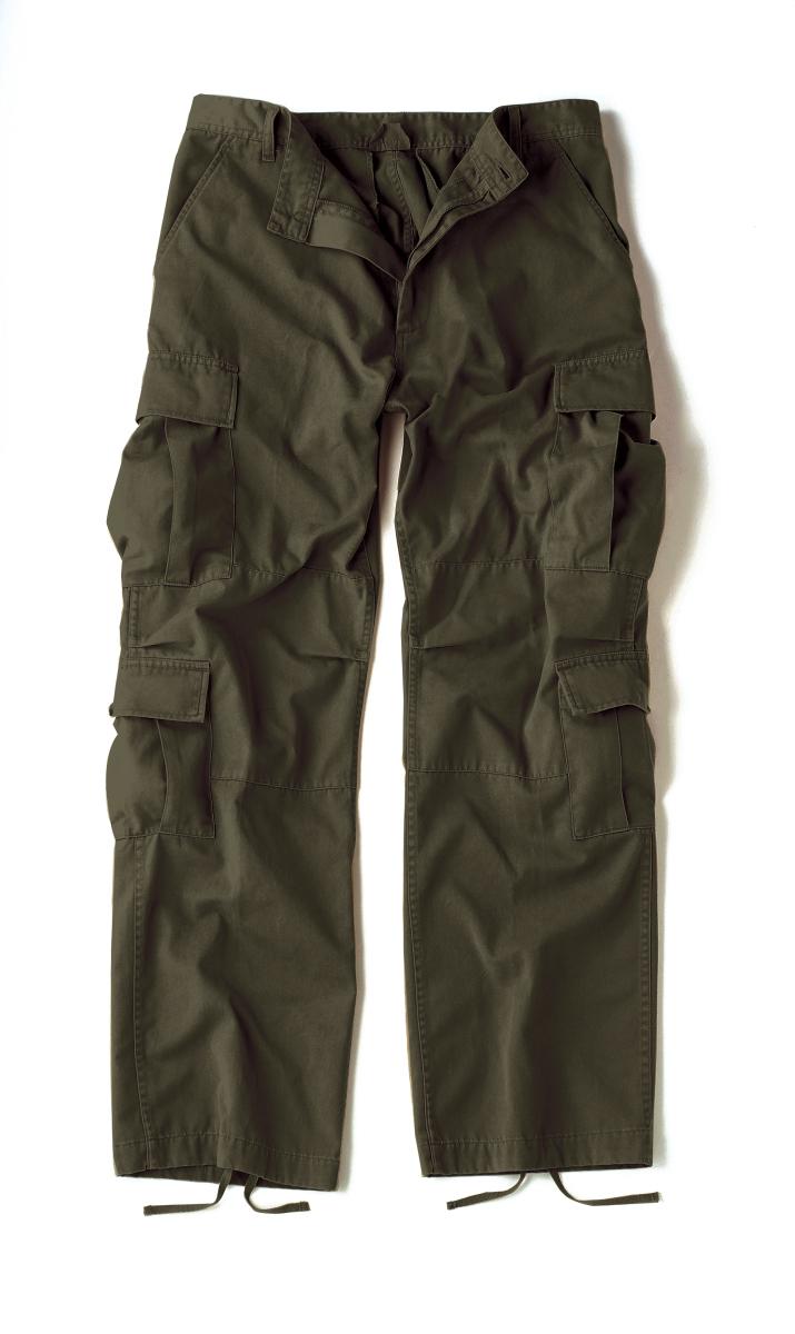 Military Fatigue Pants