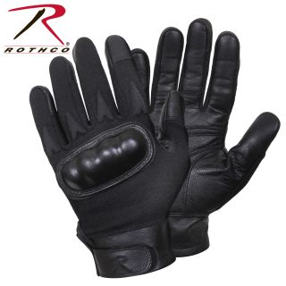 2805_Rothco Hard Knuckle Cut and Fire Resistant Gloves-