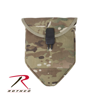 Rothco MultiCam MOLLE Compatible Shovel Cover-