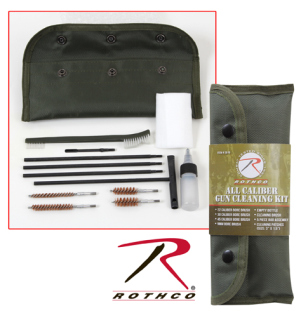 Rothco All Caliber Gun Cleaning Kit-Rothco