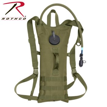 2831_Rothco MOLLE 3 Liter Backstrap Hydration System-