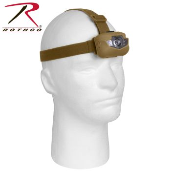 Rothco 5 Bulb LED Headlamp-Rothco