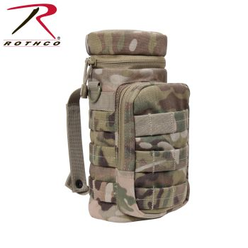 2879_Rothco MOLLE Compatible Water Bottle Pouch-