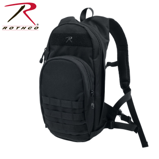 2930_Rothco MOLLE Quickstrike Tactical Hydration Backpack (No Bladder)-Rothco