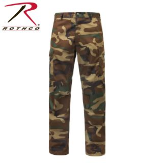 2942_Rothco Relaxed Fit Zipper Fly BDU Pants-Rothco