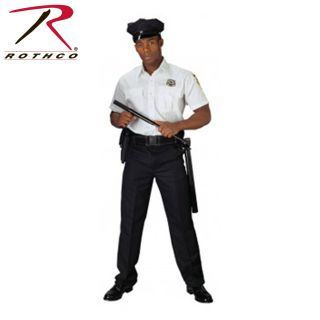 Rothco Short Sleeve Uniform Shirt-333723-Rothco