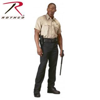 Rothco Short Sleeve Uniform Shirt-