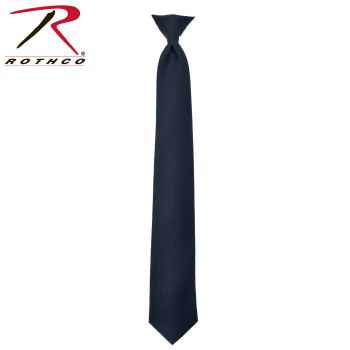 Rothco Police Issue Clip-On Neckties-