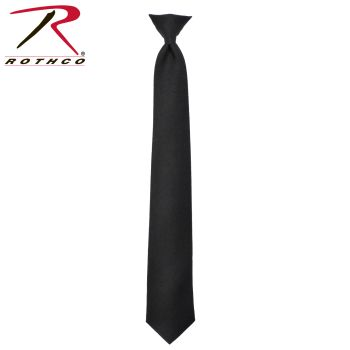 Rothco Police Issue Clip-On Neckties-Rothco