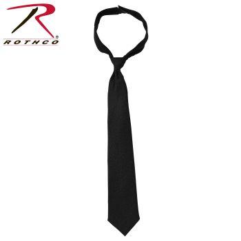 Rothco Police Issue Hook n Loop Neckties-