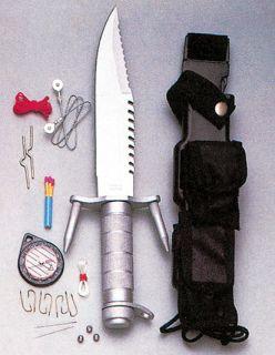 Rothco Ramster Survival Kit Knife-