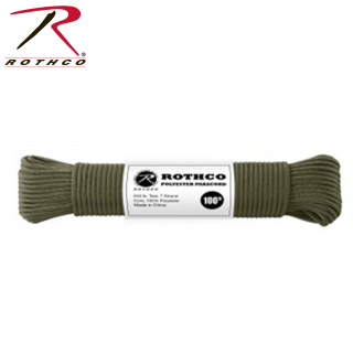 30800_Rothco 550lb Type III Polyester Paracord-Rothco
