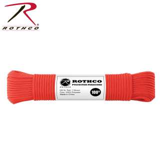Rothco Polyester Paracord-Rothco