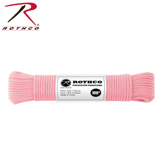 30806_Rothco 550lb Type III Polyester Paracord-Rothco