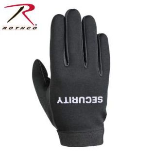 Rothco Security Neoprene Duty Gloves-