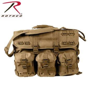 Rothco MOLLE Tactical Laptop Briefcase-