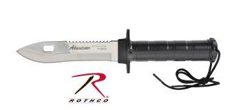 Rothco Deluxe Adventurer Survival Kit Knife-Rothco