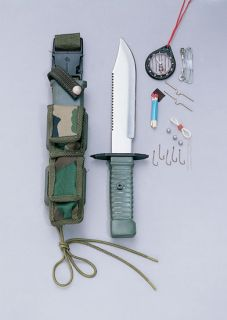 Rothco Special Forces Survival Kit Knife-