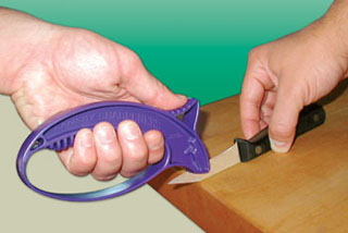 Lansky Easy Grip Sharpener-