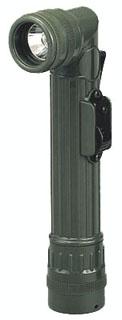 'Mini'' O.D. Army Style Flashlight-Rothco