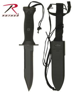 Rothco U.S. Navy Seals Combat Knife-
