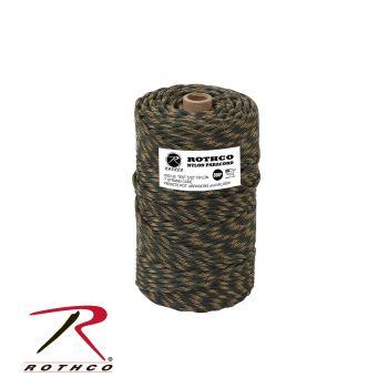 Rothco Nylon Paracord 550lb 300 Ft Tube-