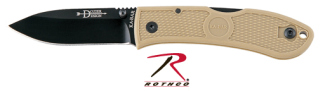 Ka-bar Dozier Folding Hunter Knife-