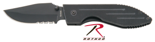 Ka-bar Serrated Warthog Folding Knife-