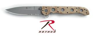 Columbia River Knife & Tool Desert Camo Zytel Knife M16-13ZM-Rothco