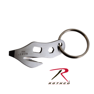 Colombia River Crkt Kert/Key Ring Emergency Rescue Tool-Rothco