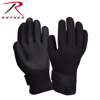 Rothco Waterproof Cold Weather Neoprene Gloves-Rothco
