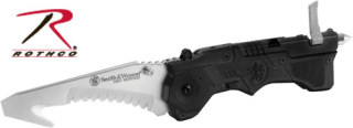 Smith & Wesson First Response Assisted Opening Knife-Rothco