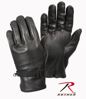 3383_Rothco D3-A Type Leather Gloves-Rothco