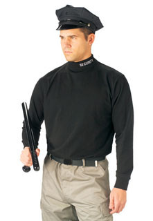 Rothco Security Mock Turtleneck-Rothco