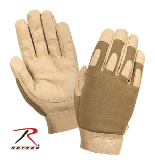 Rothco Lightweight All Purpose Duty Gloves-Rothco