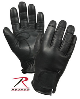 Rothco Deluxe Cut Resistant Police Gloves-Rothco