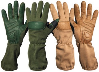 Special Forces Tactical Glove - Od / Tan