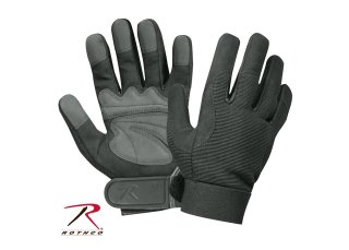 Rothco Military Mechanics Gloves-13096-Rothco