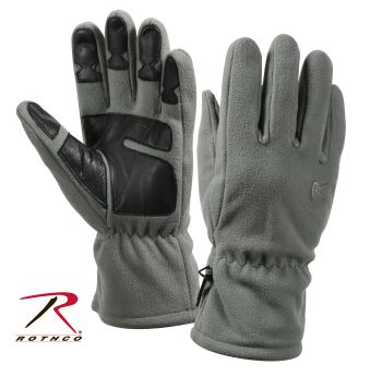 Rothco Micro Fleece All Weather Gloves-Rothco