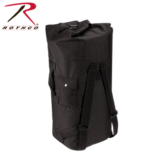 Rothco G.I. Type Enhanced Double Strap Duffle Bag-