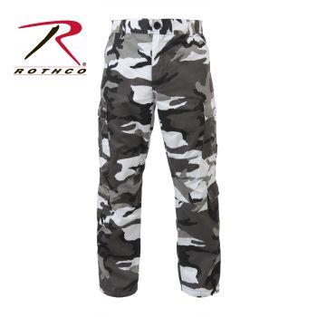 Rothco Vintage Camo Paratrooper Fatigue Pants-