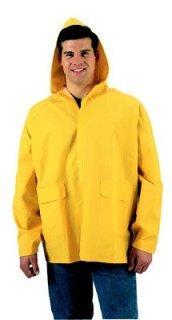 3615 Rothco Pvc Rain Jacket - Yellow