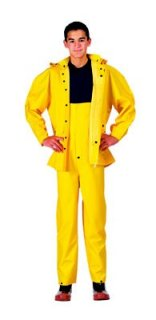 Rothco Deluxe Heavyweight PVC Rainsuit-Rothco