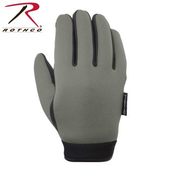 Rothco Waterproof Insulated Neoprene Duty Gloves-