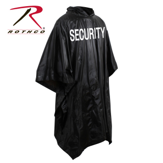 Rothco Security Poncho-