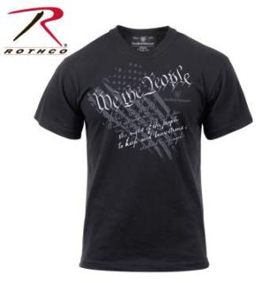 "Smith & Wesson ""We The People"" T-Shirt-Rothco"
