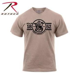 Smith & Wesson Established 1852 T-Shirt-